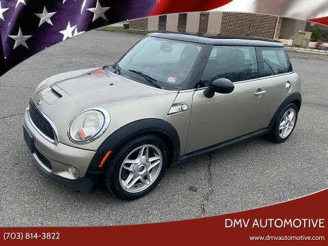 2009 MINI Cooper for sale at DMV Automotive in Falls Church VA