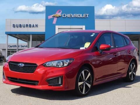 2019 Subaru Impreza for sale at Suburban Chevrolet of Ann Arbor in Ann Arbor MI