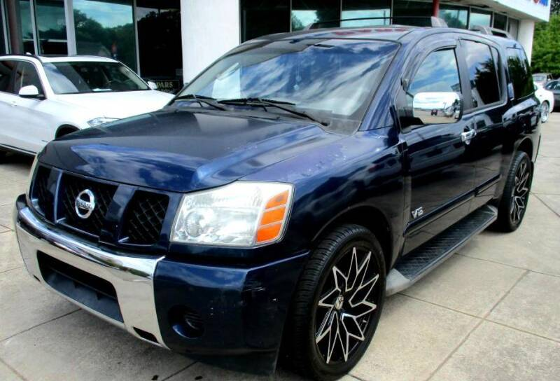 2006 Nissan Armada for sale at Pars Auto Sales Inc in Stone Mountain GA