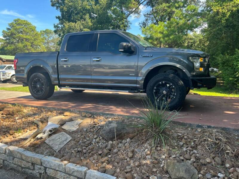 2015 Ford F-150 for sale at Texas Truck Sales in Dickinson TX
