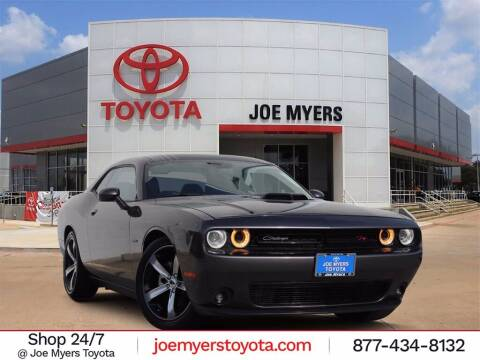 2015 Dodge Challenger for sale at Joe Myers Toyota PreOwned in Houston TX