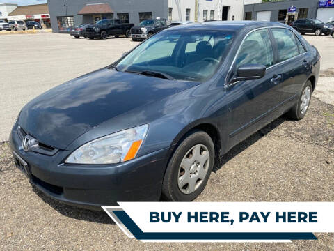 2005 Honda Accord for sale at Family Auto in Barberton OH