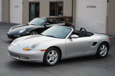 1999 Porsche Boxster for sale at Overland Automotive in Hillsboro OR
