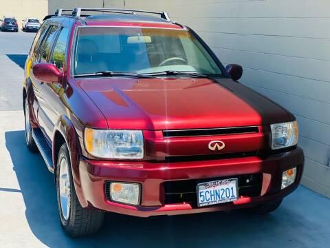 2002 Infiniti QX4 for sale at Auto Zoom 916 Rancho Cordova in Rancho Cordova CA