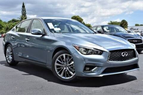 2020 Infiniti Q50 for sale at Diamante Leasing in Brooklyn NY