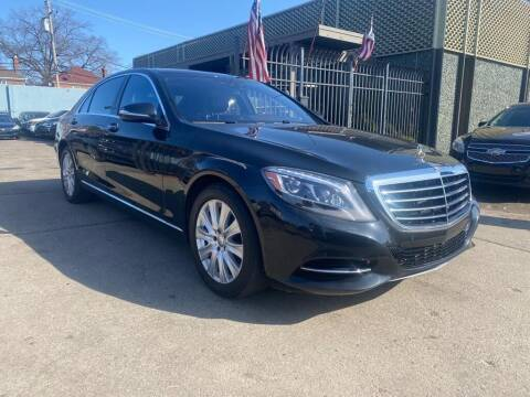 2014 Mercedes-Benz S-Class for sale at Gus's Used Auto Sales in Detroit MI