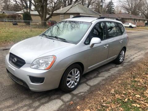 2009 Kia Rondo for sale at JE Auto Sales LLC in Indianapolis IN