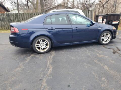 2008 Acura TL for sale at Deals on Wheels in Oshkosh WI