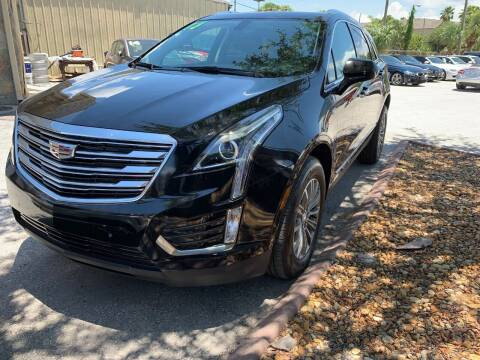 2017 Cadillac XT5 for sale at Mirabella Motors in Tampa FL