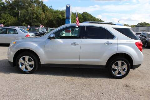 2013 Chevrolet Equinox for sale at Drive Now Auto Sales in Norfolk VA