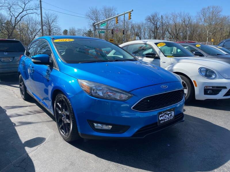 2016 Ford Focus for sale at WOLF'S ELITE AUTOS in Wilmington DE