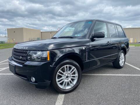 2012 Land Rover Range Rover for sale at PA Auto World in Levittown PA