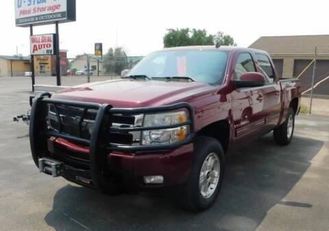 2009 Chevrolet Silverado 1500 for sale at Will Deal Auto & Rv Sales in Great Falls MT