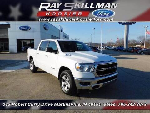 2019 RAM Ram Pickup 1500 for sale at Ray Skillman Hoosier Ford in Martinsville IN