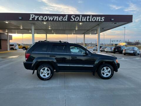 2005 Jeep Grand Cherokee for sale at Preowned Solutions in Urbandale IA
