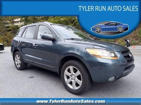 2008 Hyundai Santa Fe for sale at Tyler Run Auto Sales in York PA