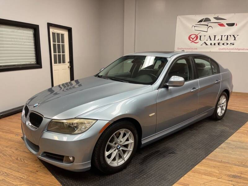 2010 BMW 3 Series for sale at Quality Autos in Marietta GA