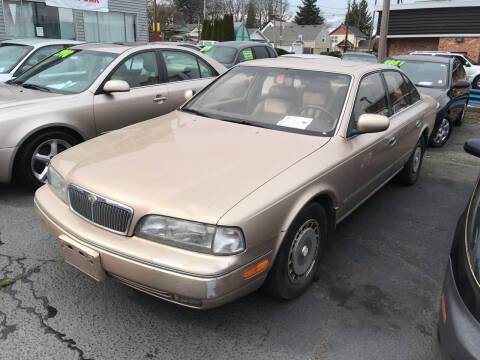 1994 Infiniti Q45 for sale at American Dream Motors in Everett WA