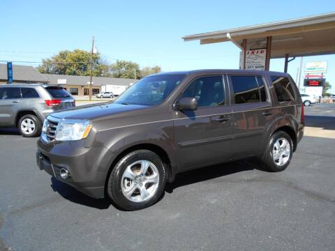 2013 Honda Pilot for sale at W&W Dixie Motors Inc in Hickory NC