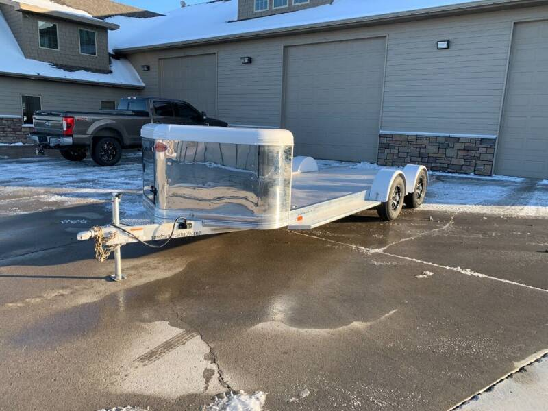 2021 Sundowner Ultra22 Car Hauler #8520 for sale at Prairie Wind Trailers, LLC in Harrisburg SD