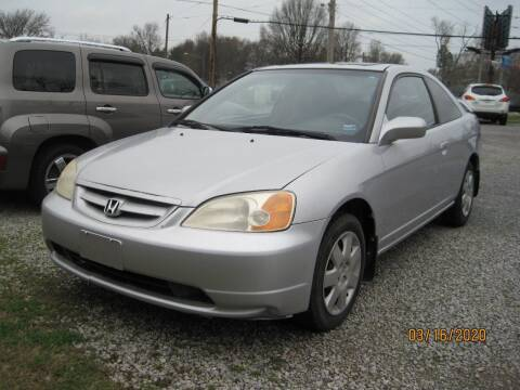 2001 Honda Civic for sale at Lang Motor Company in Cape Girardeau MO