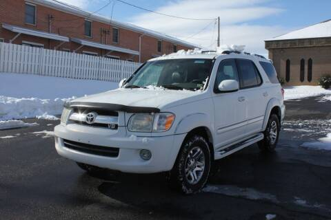 2005 Toyota Sequoia for sale at Auto Bahn Motors in Winchester VA