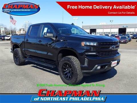 2019 Chevrolet Silverado 1500 for sale at CHAPMAN FORD NORTHEAST PHILADELPHIA in Philadelphia PA