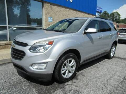 2017 Chevrolet Equinox for sale at Southern Auto Solutions - Georgia Car Finder - Southern Auto Solutions - 1st Choice Autos in Marietta GA