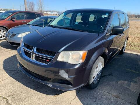 2014 Dodge Grand Caravan for sale at Cars To Go in Lafayette IN