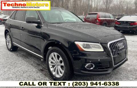 2014 Audi Q5 for sale at Techno Motors in Danbury CT