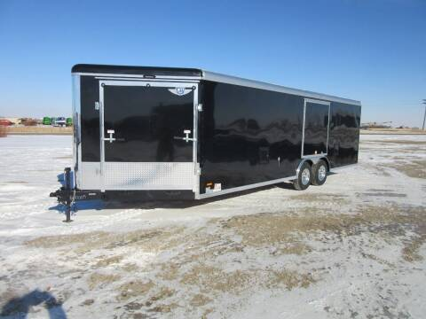 2021 MTI MSCT 8.5 X 29 TA5 for sale at Nore's Auto & Trailer Sales - Enclosed Trailers in Kenmare ND