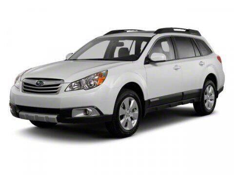 2010 Subaru Outback for sale at SCOTT EVANS CHRYSLER DODGE in Carrollton GA