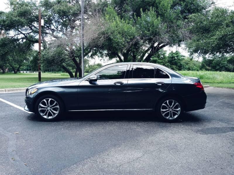 2015 Mercedes-Benz C-Class for sale at 57 Auto Sales in San Antonio TX