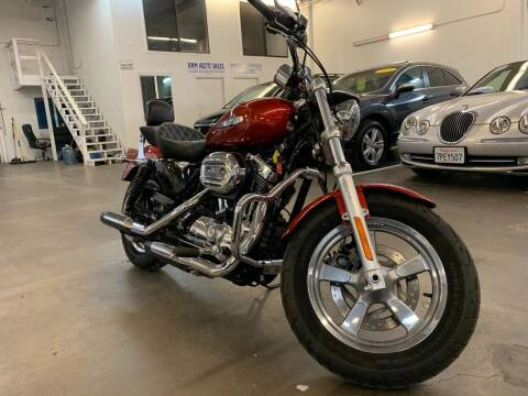 2014 Harley-Davidson XL 1200 CUSTOM for sale at Cuellars Automotive in Sacramento CA