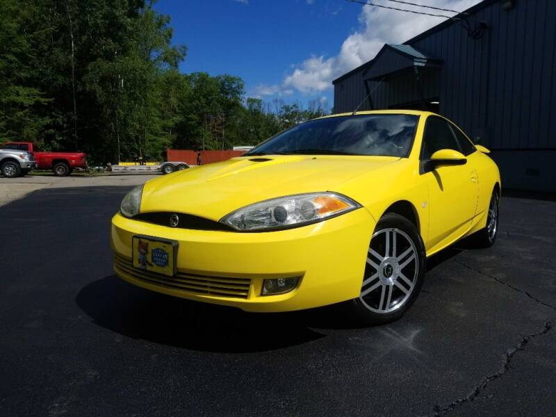 2001 Mercury Cougar for sale in Spofford, NH