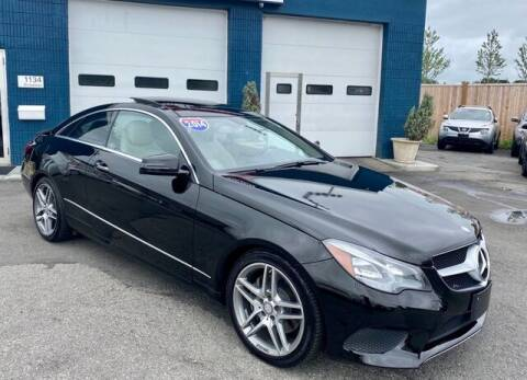 2014 Mercedes-Benz E-Class for sale at Saugus Auto Mall in Saugus MA