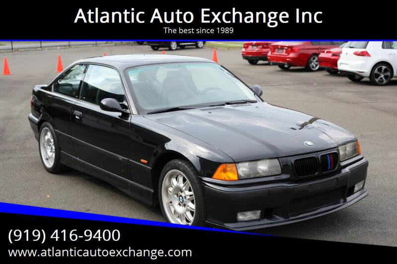 1997 BMW M3 for sale at Atlantic Auto Exchange Inc in Durham NC