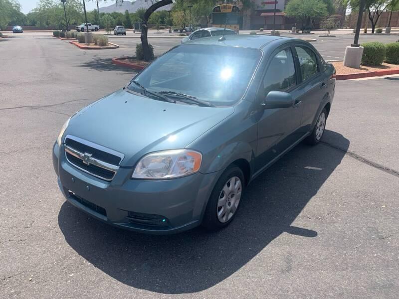 2011 Chevrolet Aveo for sale at San Tan Motors in Queen Creek AZ
