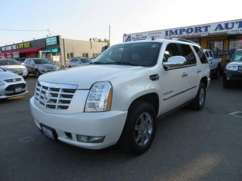 2008 Cadillac Escalade for sale at Import Auto World in Hayward CA