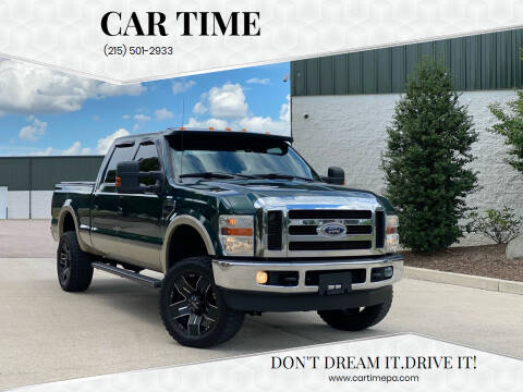 2010 Ford F-250 Super Duty for sale at Car Time in Philadelphia PA