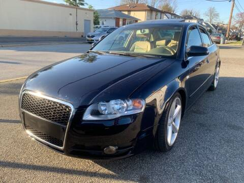 2007 Audi A4 for sale at Jerusalem Auto Inc in North Merrick NY