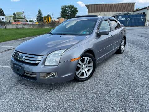 2007 Ford Fusion for sale at Capri Auto Works in Allentown PA