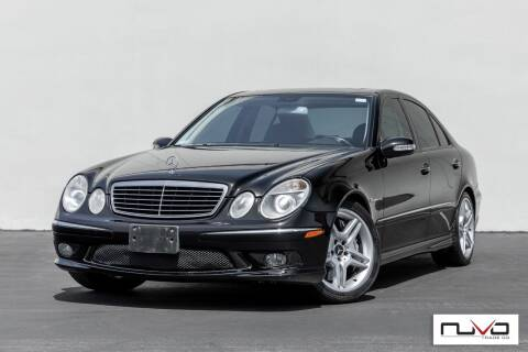 2003 Mercedes-Benz E-Class for sale at Nuvo Trade in Newport Beach CA