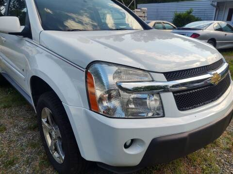 2007 Chevrolet Equinox for sale at Lanier Motor Company in Lexington NC