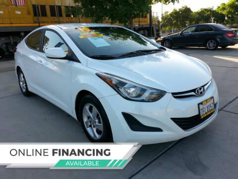 2014 Hyundai Elantra for sale at Super Cars Sales Inc #1 in Oakdale CA