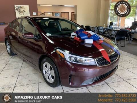 2017 Kia Forte for sale at Amazing Luxury Cars in Snellville GA