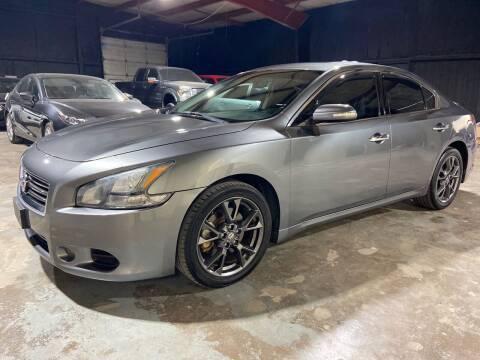 2014 Nissan Maxima for sale at Safe Trip Auto Sales in Dallas TX