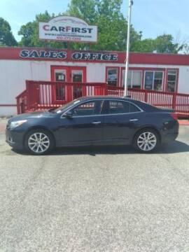 2016 Chevrolet Malibu Limited for sale at CARFIRST ABERDEEN in Aberdeen MD
