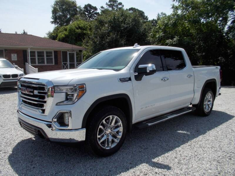 2021 GMC Sierra 1500 for sale at Carolina Auto Connection & Motorsports in Spartanburg SC