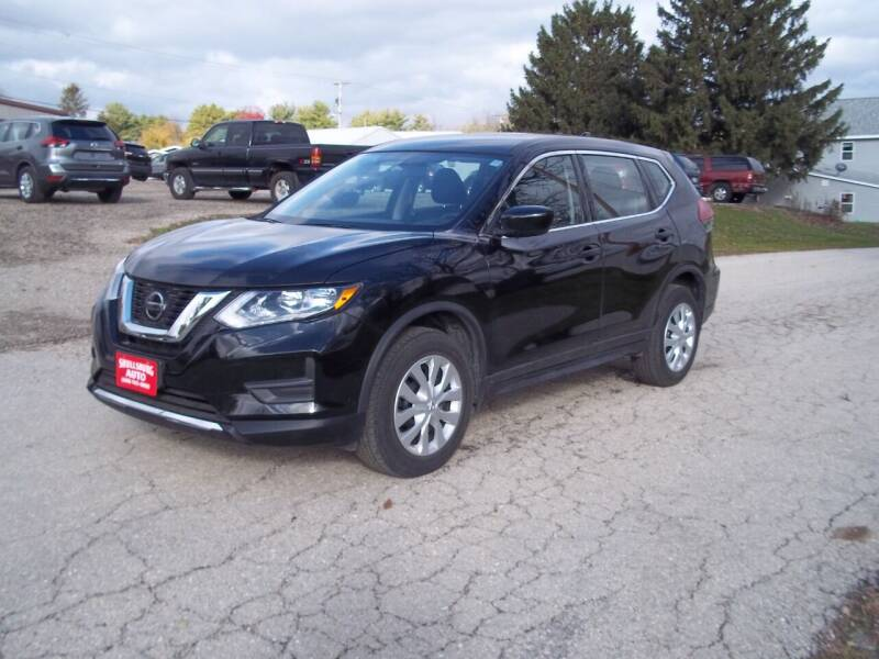 2018 Nissan Rogue for sale at SHULLSBURG AUTO in Shullsburg WI
